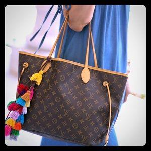 Louis Vuitton Neverfull❤️